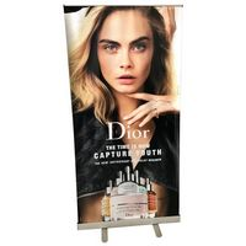 Banner roll