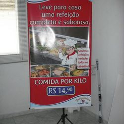 porta banner retrátil roll up
