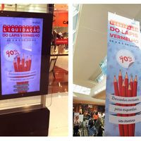 Display para shopping