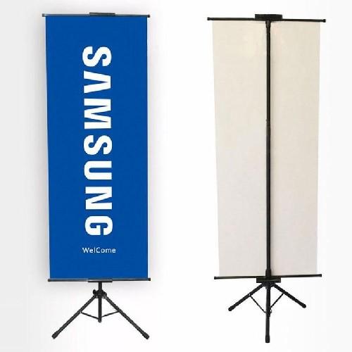 Impressão digital de banner